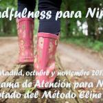 MINDFULNESS PARA NIÑOS OTOÑO 2017